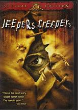 Jeepers Creepers DVD