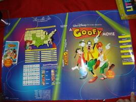 A Goofy Movie Book Cover Walt Disney - $8.00