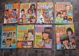 Tiger Beat Partridge Family Osmonds Erick Estrada Peter Barton Shaun Cas... - $39.99