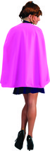 RG Costumes Loftus International Pink Superhero Cape Standard Size Novelty Item - $73.21