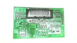 WB27T11348 GE Microwave Control OEM WB27T11348 - $72.22