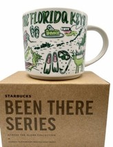 THE FLORIDA KEY Mug Starbucks Been There Series IN BOX WITH SKU - $49.99