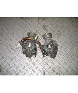YAMAHA 1997 BANSHEE 350 2X4  CARBURETORS (STRICTLY FOR PARTS)   PART  31... - $150.00