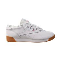 Reebok Freestyle Low Women's Shoes White FZ2034 - $70.00