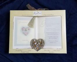 Grandchild Keepsake box book by keep book photo album jewel stand journal - $15.83
