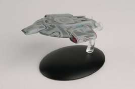 Star Trek Starships Fig Coll Mag #9 USS Defiant NX-74205D 2014 *Eaglemoss* - $36.38