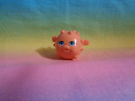 Mattel Polly Pocket Pet Blowfish Animal Figure - as is - $1.73