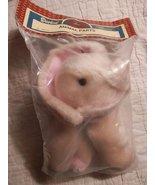 """12"""" Darice Plush Craft Bunny Rabbit Tan Parts - NIP - $44.50"""