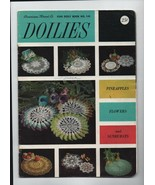Doilies #145 - Star Doily Books - SC - 1953 - Pineapples, Flowers & Sunb... - $1.57