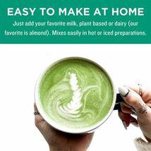 Jade Leaf Organic Matcha Latte Mix - Sweet Matcha Green Tea Powder (5.3 Ounce) image 4