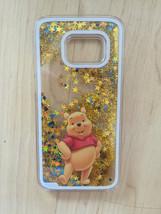 Disney Winnie The Pooh Liquid Glitter Quicksand Case For Samsung Note 5  - $13.99