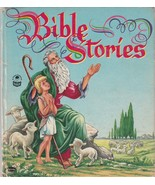 Bible Stories by Lajos Segner 1952 Cozy Corner Book for Children - $6.92