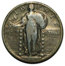 1920 STANDING LIBERTY QUARTER COIN Lot # A 1890