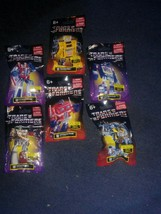 Full Set Transformers G1 Limited Edition Mini Figurines More Than Meets ... - $13.85