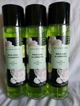 BBW Bath & Body Works WILD LIME & GARDENIA Fine Fragrance Mist 8oz Each ... - $29.95