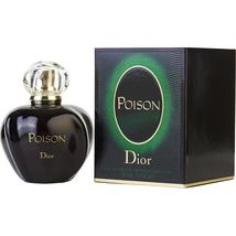 Poison By Christian Dior Edt Spray 1.7 Oz (New Packaging) 100% Authentic - $81.20