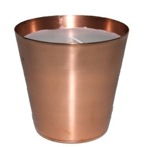 Stock Your Home scented Tealight Candles with Copper Cup Perfect Gift. - $24.74