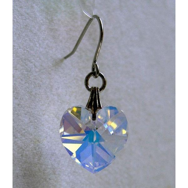 Crystal heart earrings jesp008 01
