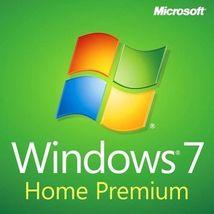 Microsoft Windows 7 home premium sp1 activation KEY for 32/64 bit Digita... - $9.99