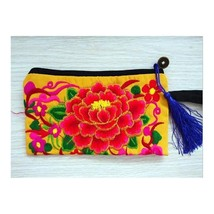 Yunnan Embroidery Woman's Bag Handbag Comestic Bag Coin Case Embroidery ... - $17.09
