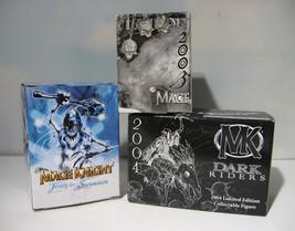 Mage Knight Battletech lot - Battle Horse  Kyma Frosty - Wizkids miniatures  MIB - $16.50