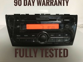 """MI6002"" Mitsubishi Mirage OEM CD Player Radio Receiver 8701A657 Stereo - $87.12"