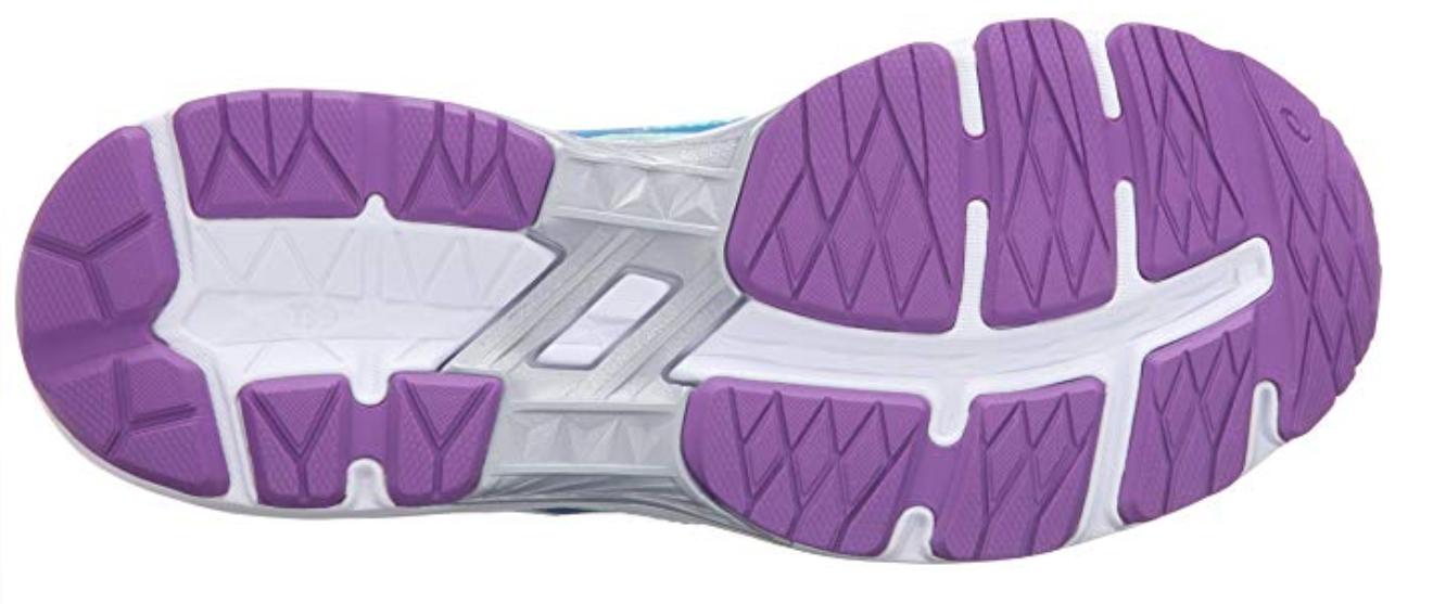 Asics Gt 1000 V 5 Gs Taille 6.5 M (Y) Ue 39.5 Jeunesse Enfants Chaussures Course