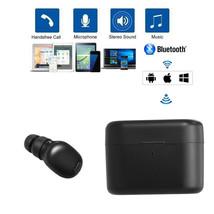 Wireless Earbud Headset Bluetooth 4.2 Earphone Mini Hands-free Headphone... - $16.40