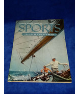 September 6, 1954 Sports Illustrated Original Fourth Weekly Issue - $18.95