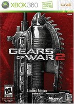 Gears of War 2 Limited Edition -Xbox 360 [video game] - $89.23