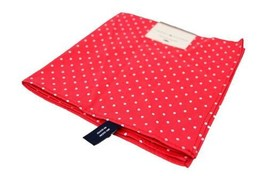 Tommy Hilfiger Men's Hill Dot Pocket Square (Red/White) - $20.78