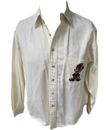 90s Universal Studio WOODY WOODPECKER Buzz Buzzard Chilly Willy Shirt Si... - $49.49