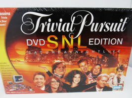Trivial Pursuit: SNL Saturday Night Live DVD Edition Game(For ADULT)  - $29.99
