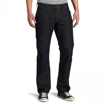 New Levi's 514 Men's Premium Slim Straight Leg Jeans Pants Rinsed Green 514-0019