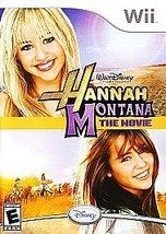 Hannah Montana: The Movie (Nintendo Wii, 2009)M - $5.23