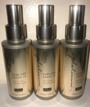 (3) Kenra Platinum Luxe One Gold Leave In Miracle Spray 5 oz - $28.56