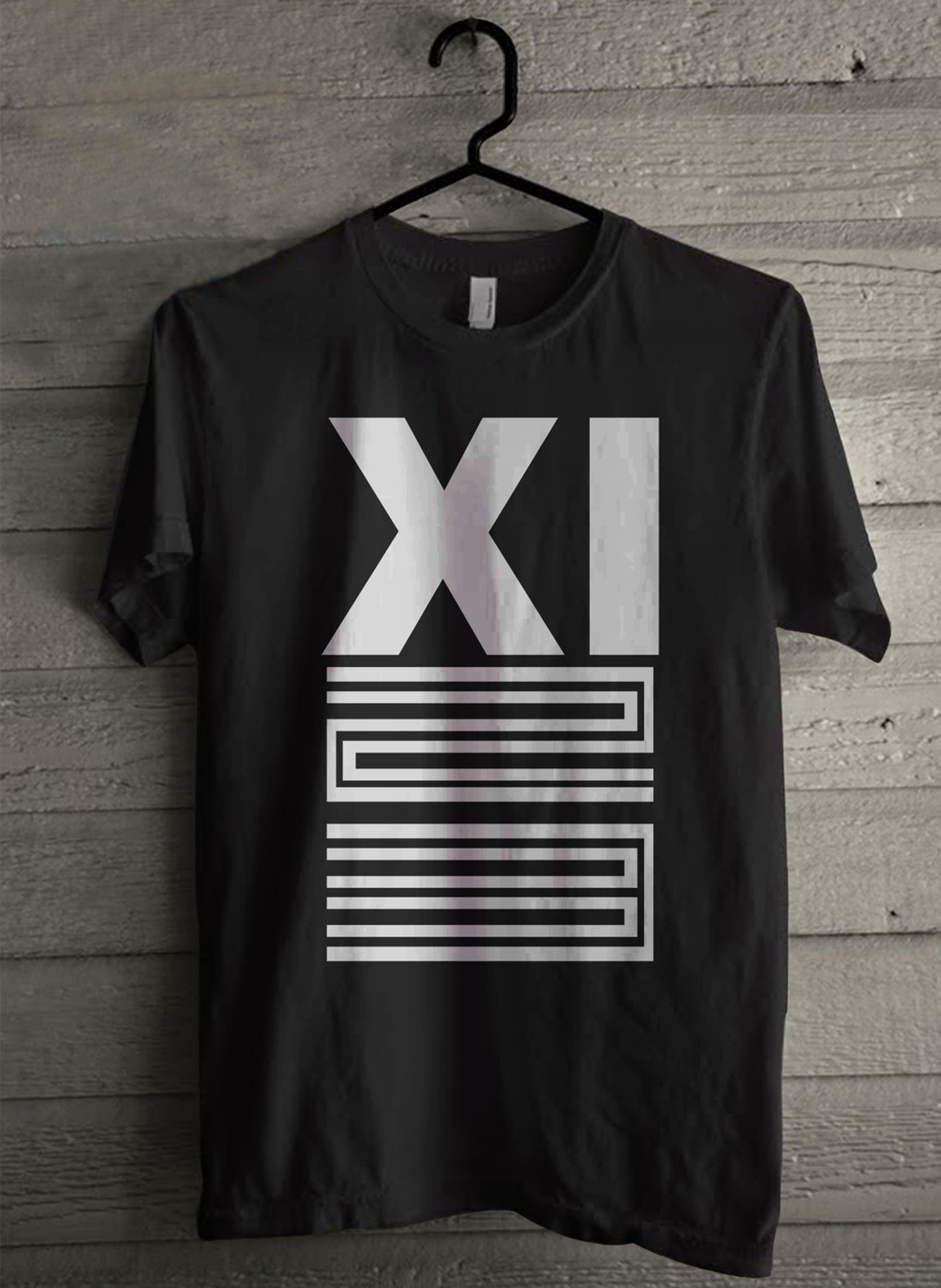 XI 23 - Custom Men's T-Shirt (2533)