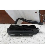 99 00 HONDA CIVIC TEMPERATURE CONTROL BUTTON ASSEMBLY PUSH SDN SOHC BASE LX - $49.50