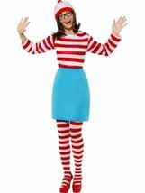 Wo Ist Wally? Wenda Kostüm, wo Ist Wally Lizenziert Kostüm, UK Größe 16-18 - $40.77