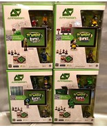 AppGear ZOMBIE BURBZ Set of 4 Mobile App Games ~ Diner, Services, Avenue... - $25.94