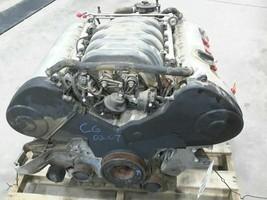2004 Audi A8 Engine Motor Vin L/E 4.2L - $940.50
