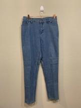 Denim & Co. Regular Modern Waist 5-Pocket Ankle Jeans A227377 Size 8 - $17.99