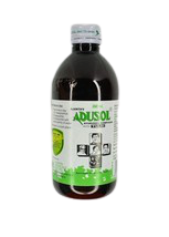 Adusol 200ml Ayurvedic Syrup withTulsi Relief from Cold Sore Throat & Co... - $10.00