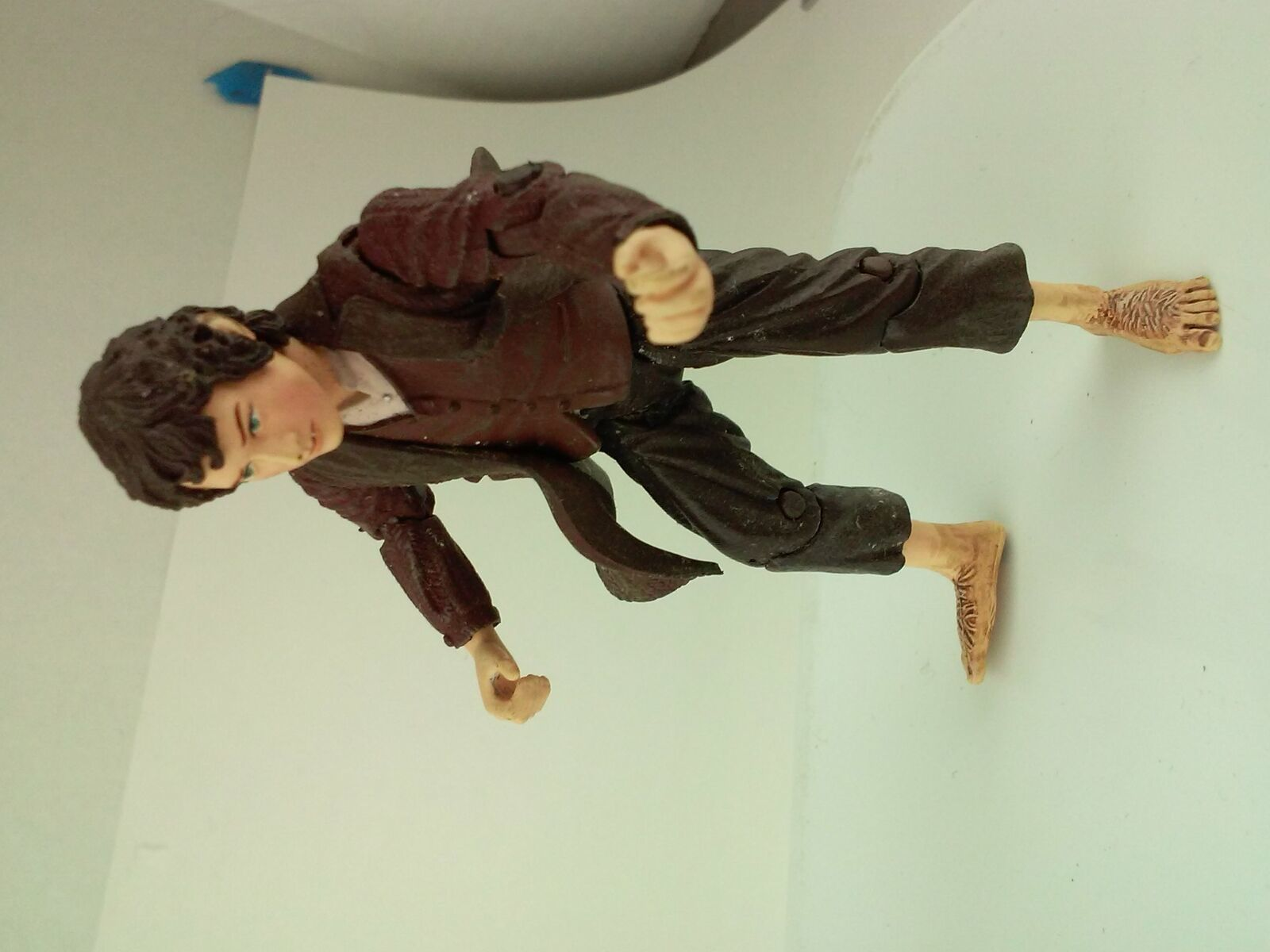 "2002 NLP Marvel Lord of the Rings Hobbit 4"" Action Figure"