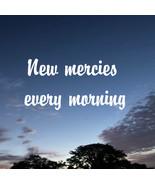 Art Print: New Mercies Every Morning - $5.00