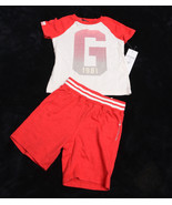 NWT NEW Guess Kids Toddlers SHORTS and SHIRT SET Size 18 Months - $36.08