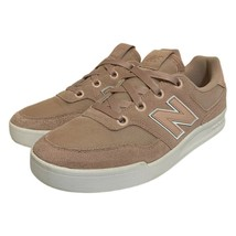 New Balance Womens 300 Lifestyle Shoes Leather Suede Pink Rose WRT300H2 Size 11 - $49.49