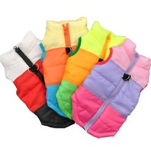 Dog Clothes For Small Dog Windproof Winter Pet Dog Coat Jacket Padded Cl... - $19.99