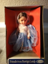 Friends Of Foreign Lands DOLL--MISS INDIA---UNEEDA--FREE SHIP--NEW - $15.47