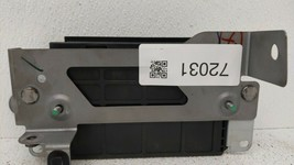 2018 Mitsubishi Mirage Engine Computer Ecu Pcm Ecm Pcu Oem 1860d171 72031 - $28,499.06